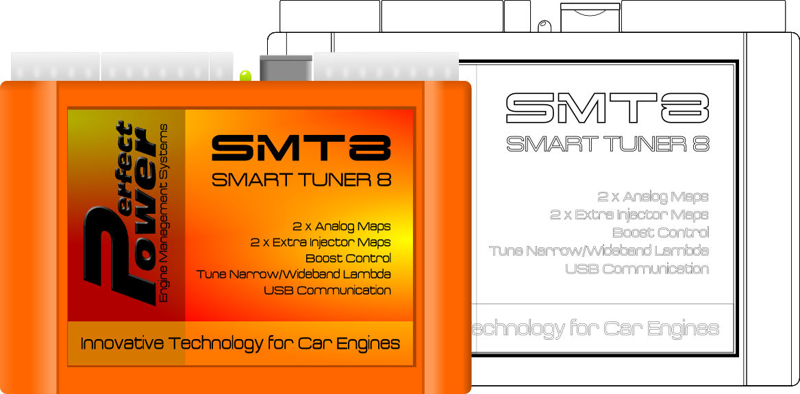 Perfect Power SMT8 Piggy-Back Engine Management System