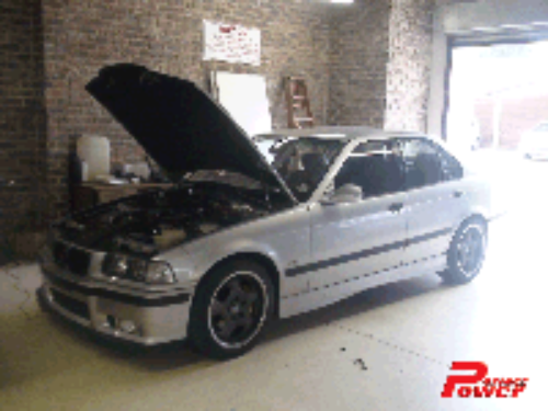 XMS4B Installation on a BMW 328 E36