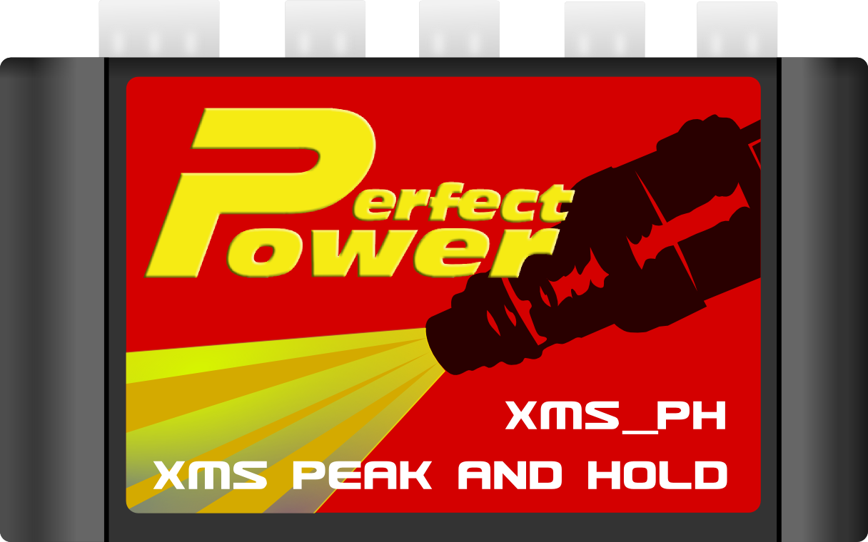 Perfect Power XMS-PH Peak & Hold
